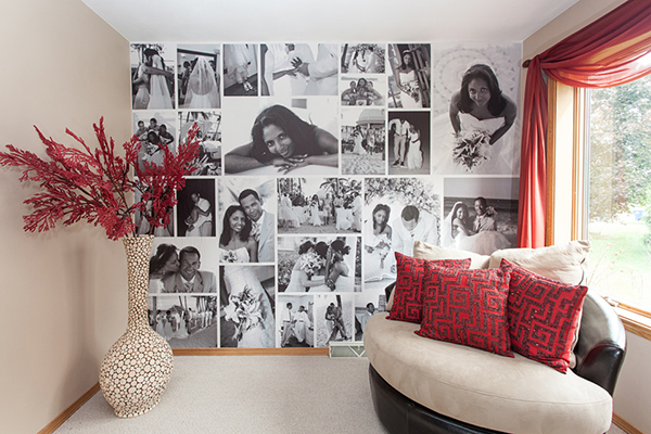Custom Photo Wall Stickers Decals And Removable Photo Wallpaper